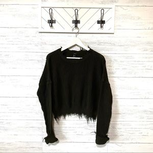 Forever 21 | Crop Sweater